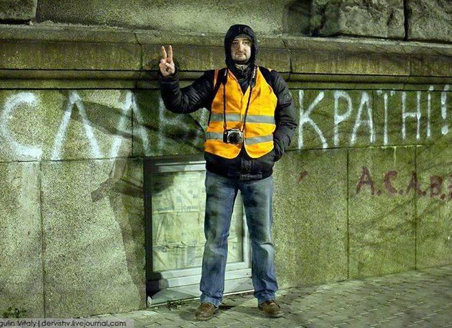 У Києві вбито журналіста Аркадія Бабченка