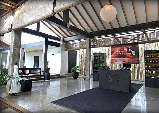 5 причин поехать в Коломбо: Spa Ceylon