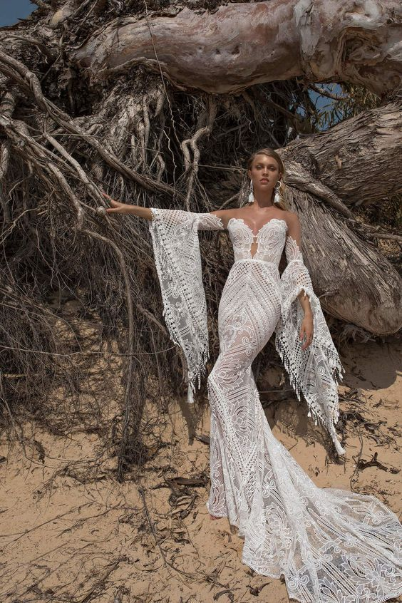 Весільні сукні для нареченої під знаком зодіаку Скорпіон