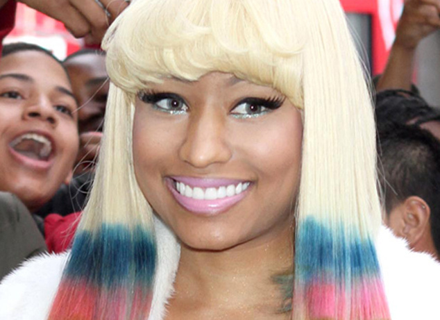 тренд літа 2015: волосся кольору веселки