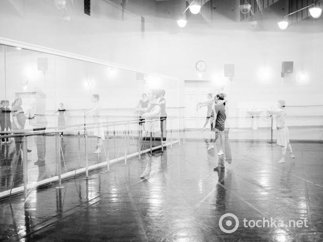 Один день из жизни мужчины - артиста балета