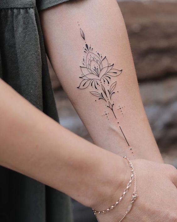 Значення татуювань для дівчат