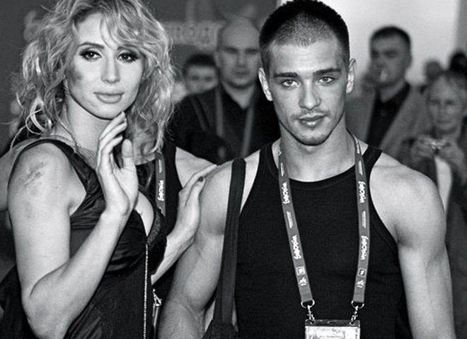 Светлана Лобода, Андрей Царь