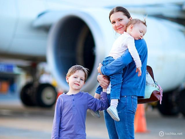 Шенгенская виза для детей