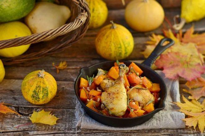 Дієтичні страви з гарбуза