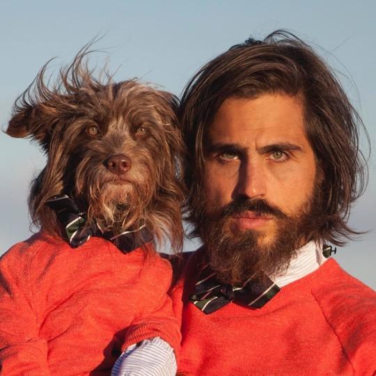 Как две капли: когда собака чересчур похожа на своего хозяина