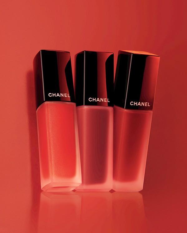 Помада на осень 2016: Chanel Rouge Allure Ink
