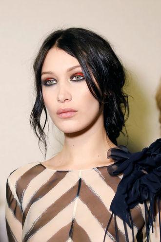 макияж на выпускной: смоки-айс