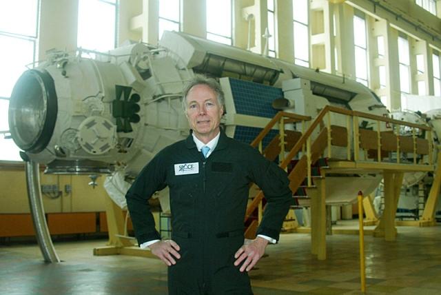 Космічні туристи: Грегорі Олсен