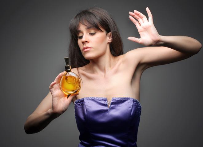 парфуми в офісі