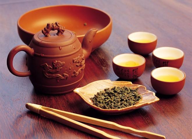 Дахунпао - найдорожчий у світі чай