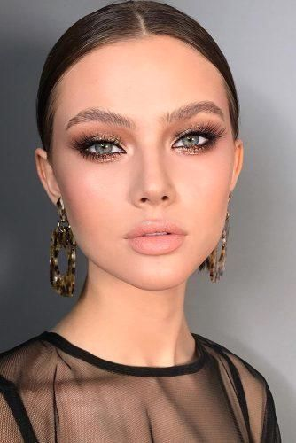 Тренды свадебного макияжа 2020