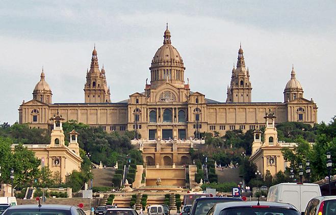 ТОП-5 способів потрапити на концерт Мадонни: Барселона, Національний музей мистецтва Каталонії