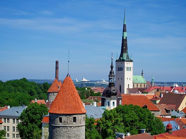 Достопримечательности Таллинна: Церковь Олевисте