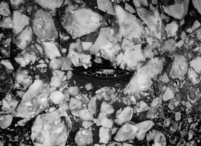 Follow me: енергетика великих міст в чорно-білих знімках Джейсона Петерсона