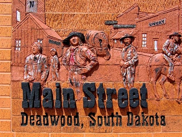 Deadwood City - город легенда золотоискателей