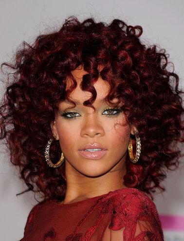 Фото цвет волос бургунд