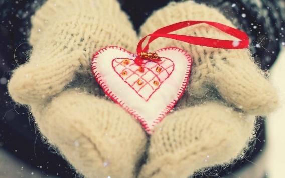 Теплые картинки на День Святого Валентина