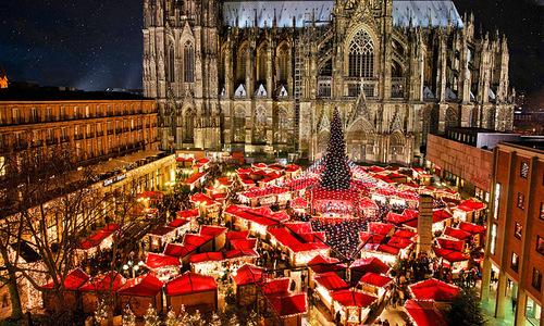 Різдвяний базар Кельн