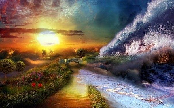Сказочное небо в удивительной подборке