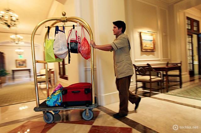 Як поводитися в готелі