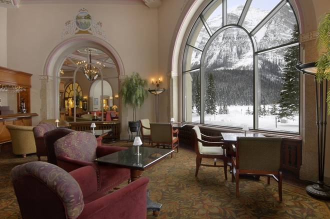 Самые необычные отели мира: отель в Канаде