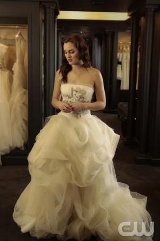 Блэр: свадебные платья