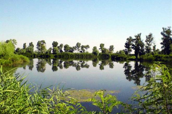 Зелений туризм на Херсонщині