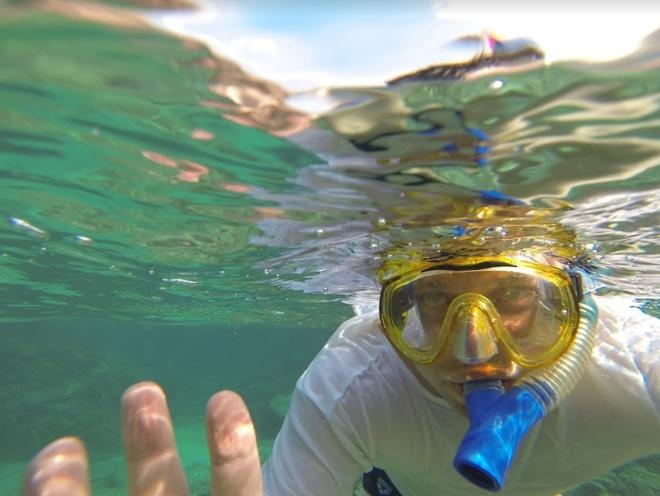 ТОП-3 місця для сноркелинга: де дивитися на підводний світ