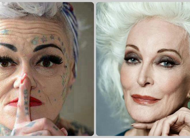 Секрети макіяжу для жінок середнього віку