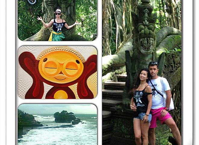 Ані Лорак на Балі