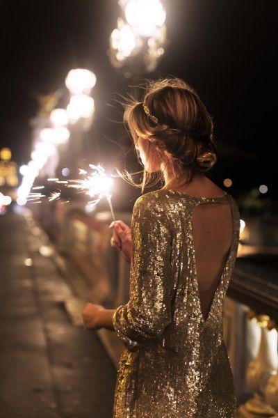 У чому зустріти Новий рік 2016: сукня