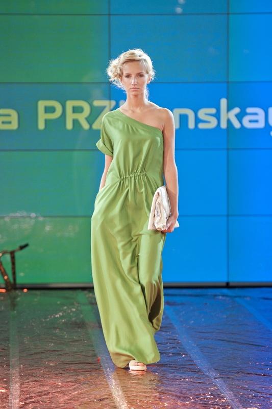 Olena Przhonska на HFW 2011