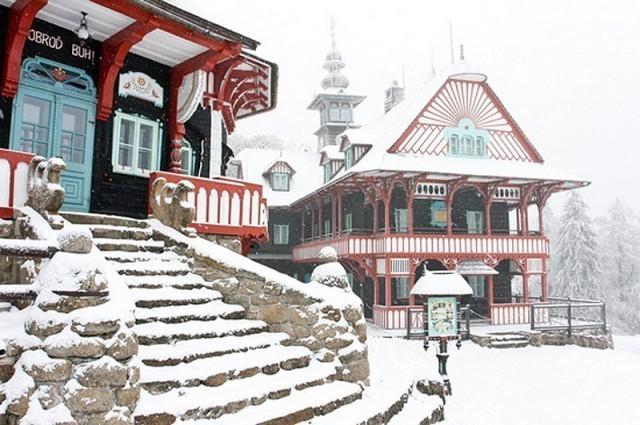 Чехия, Моравский край