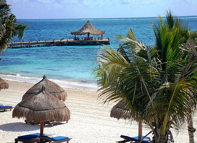 Найкращі пляжі - Las Alamandas, Mexico