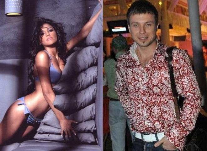 Санта Димопулос и Петр Дмитриченко