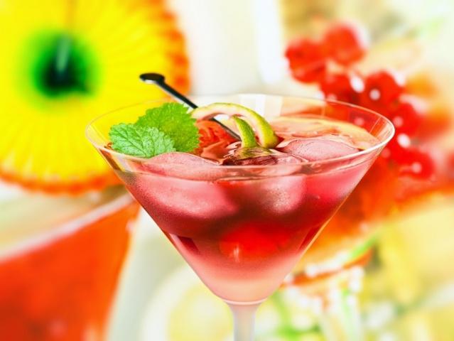 рецепты коктейлей на День Святого Валентина
