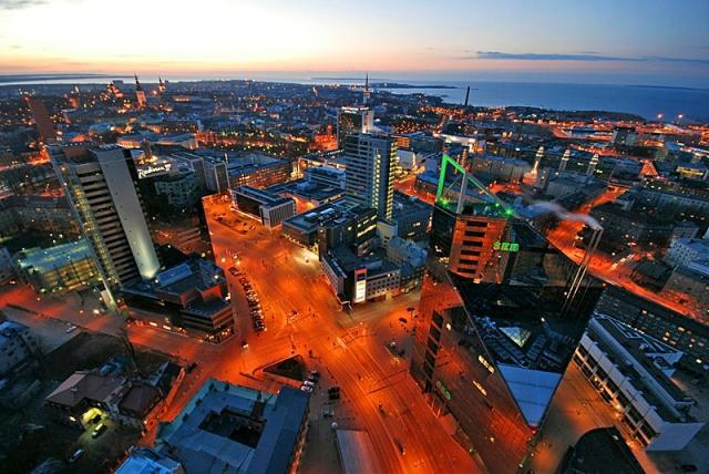 Достопримечательности Таллинна
