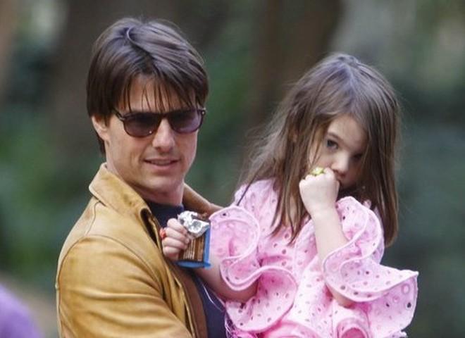 Том Круз подарував доньці $5 мільйонів
