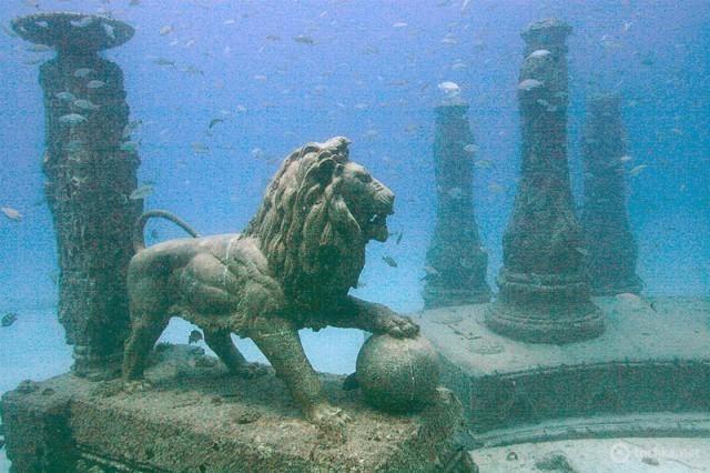 Меморіальний риф Нептуна, Майямі-Біч