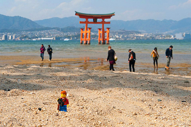 Путешествие игрушки: Япония