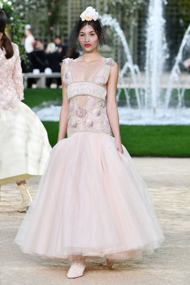 Chanel Haute Couture Spring Summer 2018