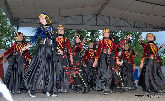Фестивалі Грузії: Фестиваль Art gene