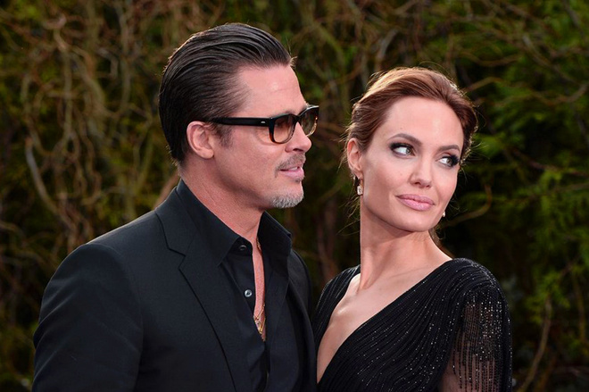 Джоли и Питт COVER
