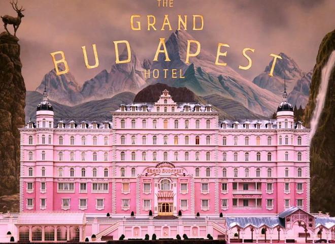 """Отель """"Гранд Будапешт"""" появился на TripAdvisor"""