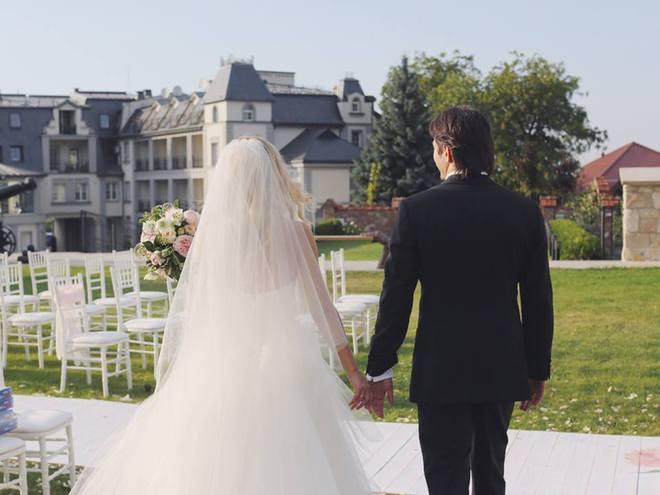 Сергей Притула-свадьба