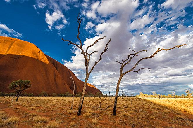 Камінь Улуру, Австралія