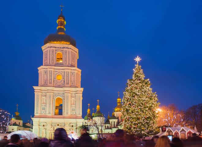 Куда пойти на новый год в Киеве