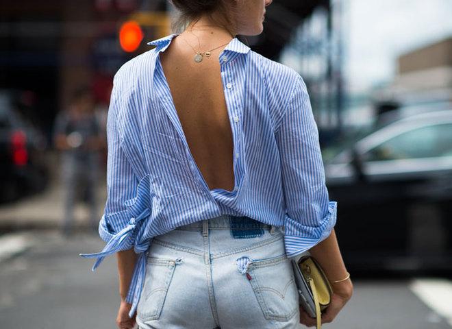 З чим носити сорочку влітку 2016