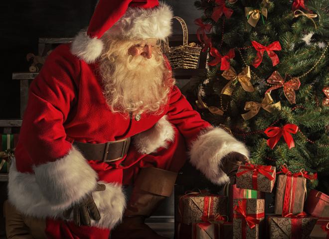 Дізнайся адресу і замов подарунок Святому Миколаю